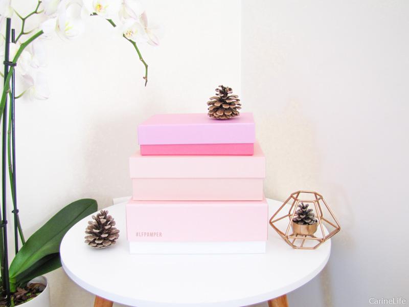 battle box lf beauty box glossybox birchbox octobre 2016 carinelife. Black Bedroom Furniture Sets. Home Design Ideas