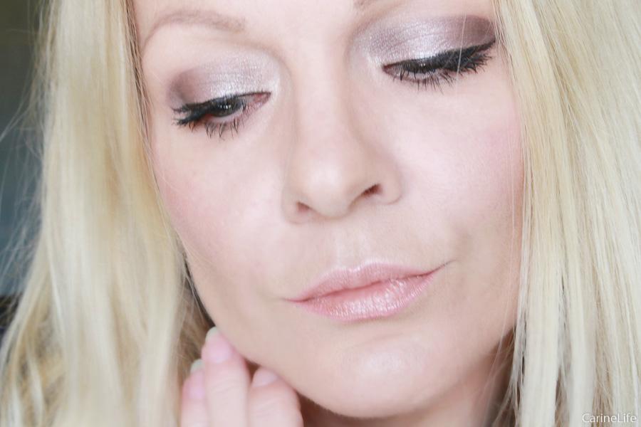 Un Maquillage De Fete Facile A Faire Et A Porter Carinelife