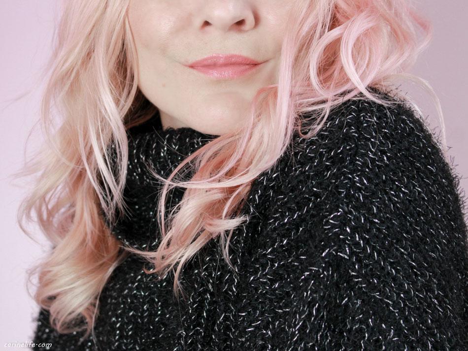 Coloration Blond Fraise Mes Nouveaux Cheveux Rose Pastel Carinelife