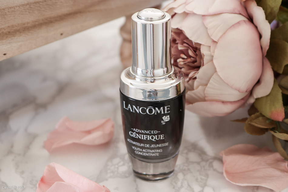 Lancôme advanced genifique sérum avis